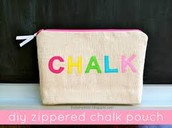 pouch for girls