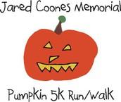 Jared Coones Pumpkin Run Volunteer Time!