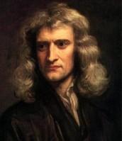 Sir Isaac Newton himself