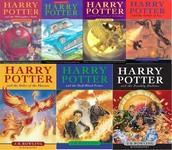 Harry Potter Novels-M.R.P 390 for 79% sale