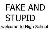 What Kind of A Life Do You Want to Pursue? Genuine or Fake? Start With High School