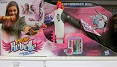 Rebelle nerf for girls
