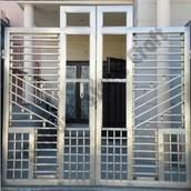 Steel & Iron Gates