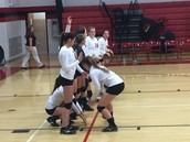 Volleyball vs. St. Charles