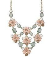 fleurette necklace - $99
