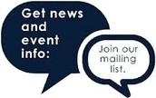 PLEASE Join Our Email List