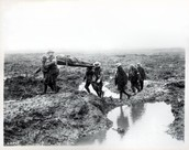 Canadian Soldiers at the Battle of Passchendaele