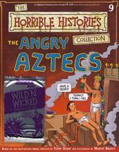 Aztec Comic