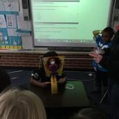 Mrs. Carlough's Class's Gold Coin Celebration
