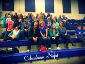 Columbian Night at the Carthage High School