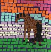 4th Grade Mosaics