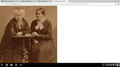 About Susan b anthony and elizabeth cady stanton