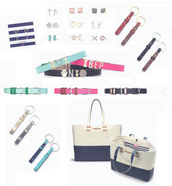 Totes, key fobs and more!