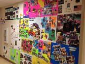 Community Collage Projects