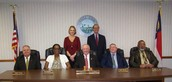 Board of Commissioners (5 members)