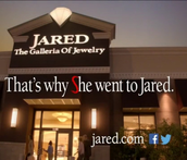 SHE went to Jared.