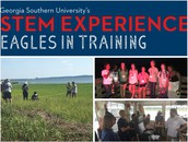 Eagles in Training for STEM Careers