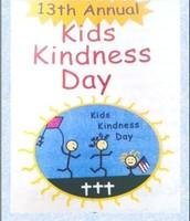 Kids Kindness Day