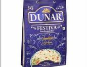 Dunar Rice 5 kg.