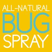 STATION #2: Bug Spray