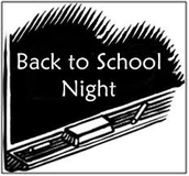 Tohickon Back-to-School Nights 2016