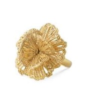 Geneve lace Ring adj band. $59now 19SOLD
