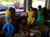Carol's Balloon Art services the Charleston, South Carolina area...