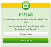 First Aid CPR Certificate Perth CBD College