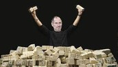 Steve Job the billioner