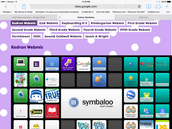 Add Kedron's Symbaloo Site to your Apple device