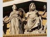 Who was Zeus parents?