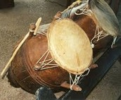 Why buy a talking drum?