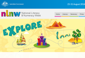 National Literacy and Numeracy Week
