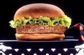 History of the Hamburger.