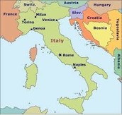 Italy's Cities/Travel