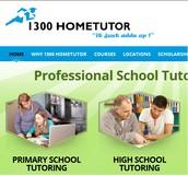 """1300 Hometutor"""