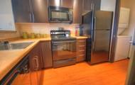 Spacious kitchens!