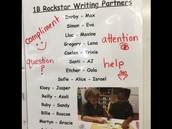 Writing Partners ...