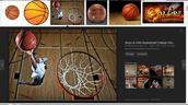Basketball motion