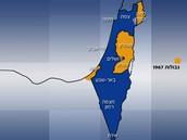 """קווי 67 הנקראים גם הקו הירוק הם גבולות המדינה לפי הסכם האו""""ם שהיו כך עד מלחמת ששת הימים שהייתה ב1967"""