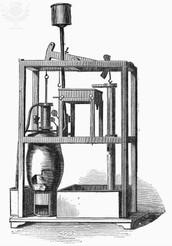The Steam Engine Background