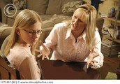 What went wrong in the relationship between mother and daughter?