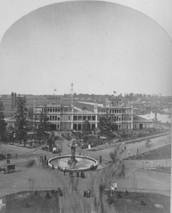 Centennial Corliss moottorin ryhmät: Corliss höyrykone 1876