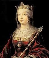 Timeline of Isabella of Castile