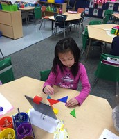Using OSMO Tangrams