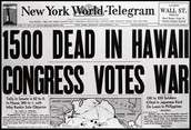 Congress Votes War