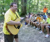 Methodist Church camp at Lakeview