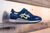 "Asics ""Glow in the Dark"""