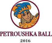 Petroushka Ball, February 5, The Plaza Hotel