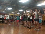 Choir Moves